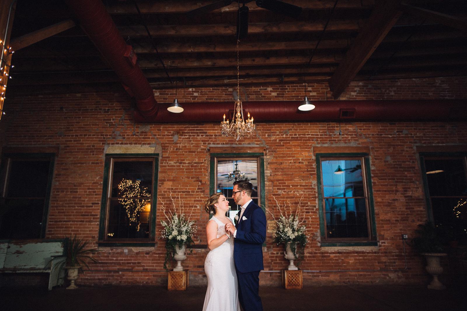 Blumen Gardens, Sycamore Illinois Wedding // Candace + Douglas - Fox ...
