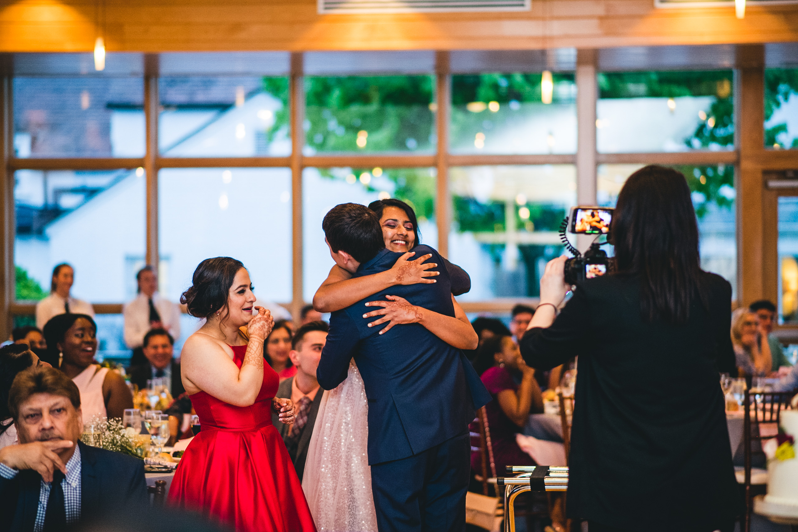 chicago suburb wedding videography