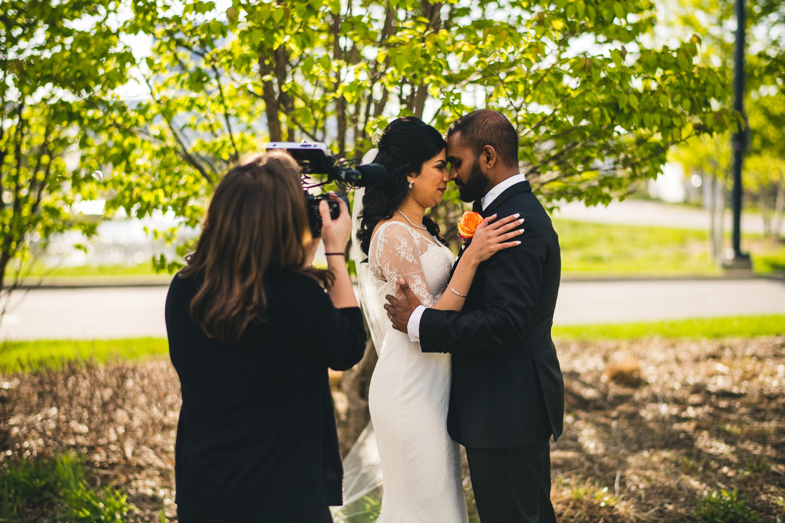 chicago wedding video